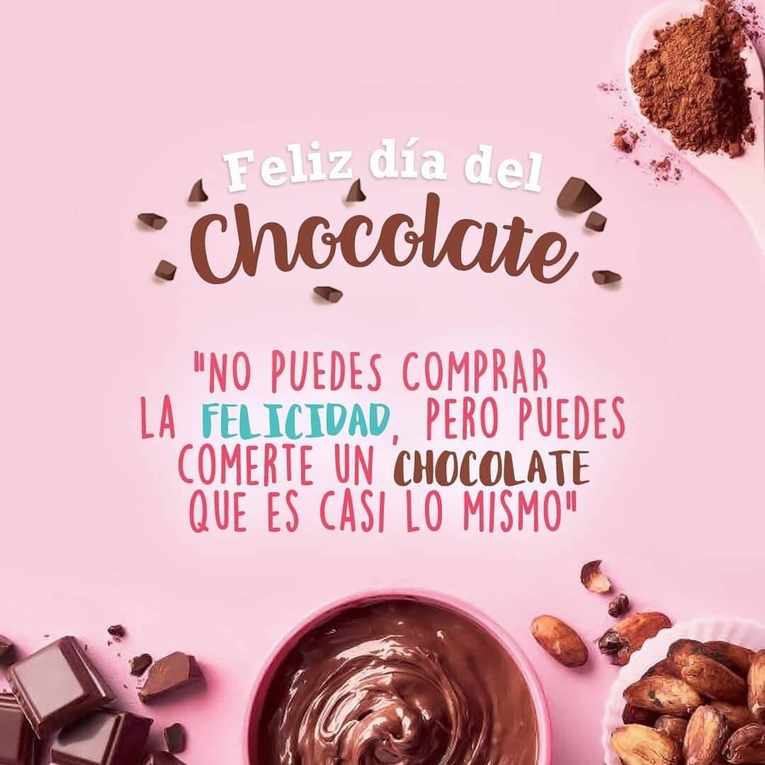 Feliz día del Chocolate...