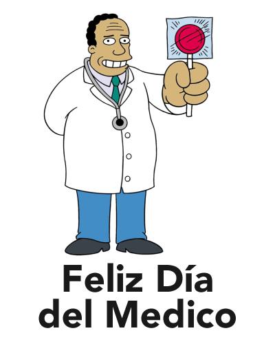 Feliz Día del Medico