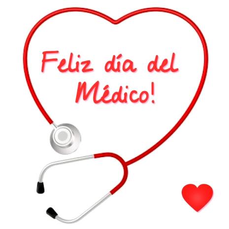 Feliz Día del Médico!