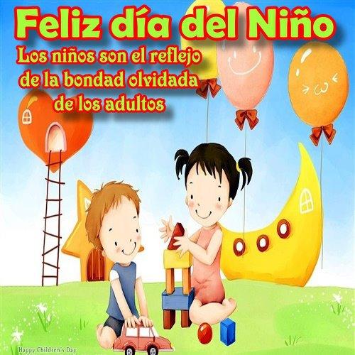 Feliz día del Niño! Los niños son el reflejo de la bondad olvidada de los adultos