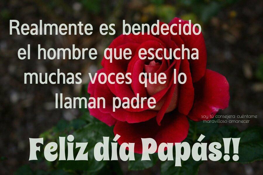 Feliz día Papás!!