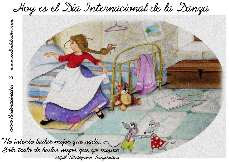 Hoy es Día Internacional de la Danza