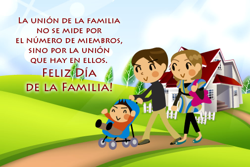 Feliz Día de la Familia!