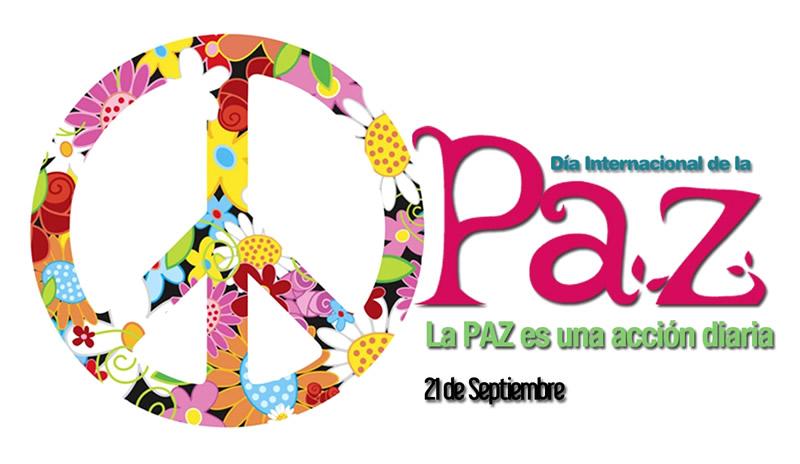 La Paz es una accion diaria