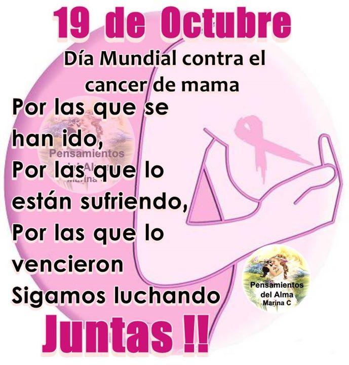 7 Día Mundial Contra el Cancer de Mama Imágenes, Fotos y