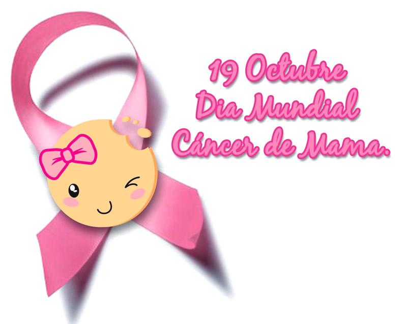 19 de Octubre, Día Mundial Cáncer de mama