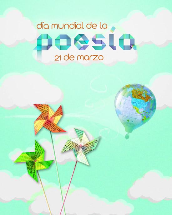 día mundial de la poesía, 21 de marzo
