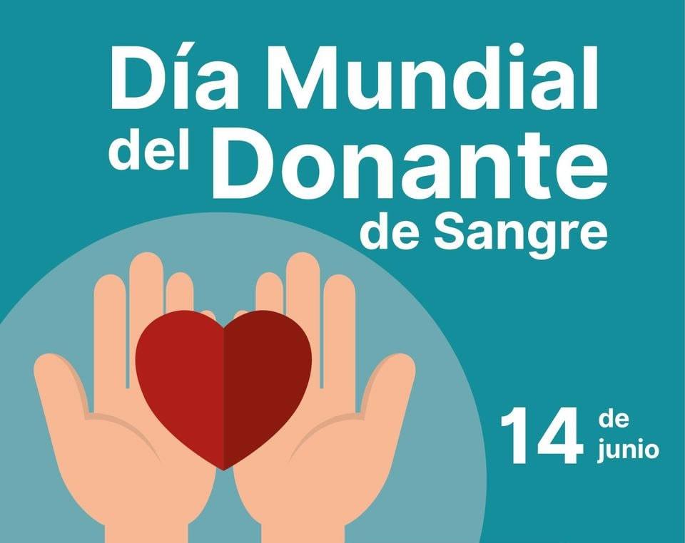 Día Mundial del Donante de Sangre imagen 1