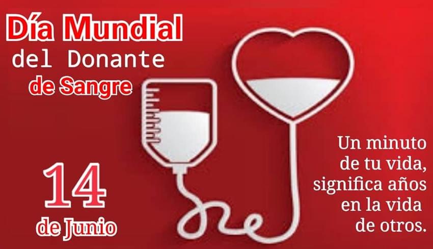 Día Mundial del Donante de Sangre imagen 2