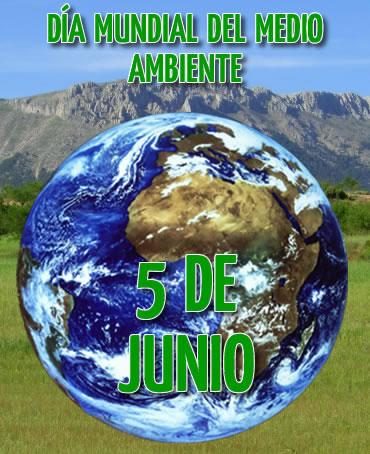Día Mundial del Medio Ambiente - 5 de...
