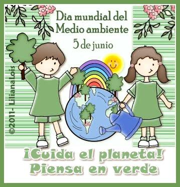 Día mundial del Medio ambiente, 5 de...