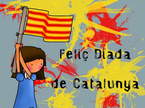 Feliç Diada de Catalunya