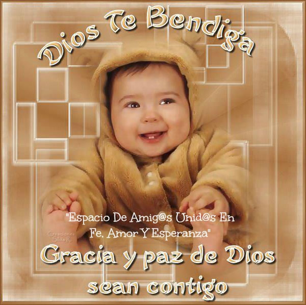 Dios Te Bendiga imagen 10