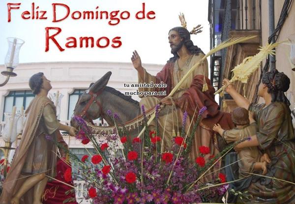 Feliz Domingo De Ramos imagen 8