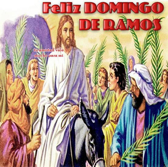 Feliz Domingo De Ramos imagen 9