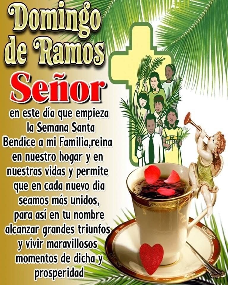 Domingo de Ramos imagen 1