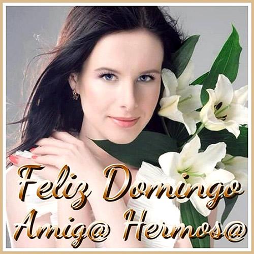 Feliz Domingo Amig@ Hermos@