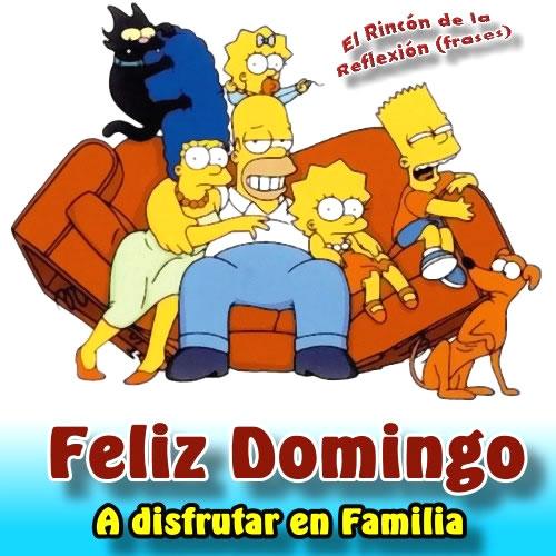Feliz Domingo, A disfrutar en familia
