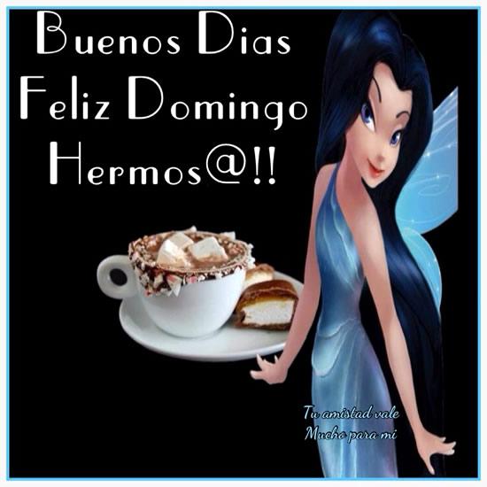 Buenos Días, Feliz Domingo Hermos@!!