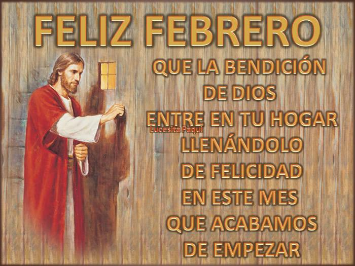 Feliz Febrero