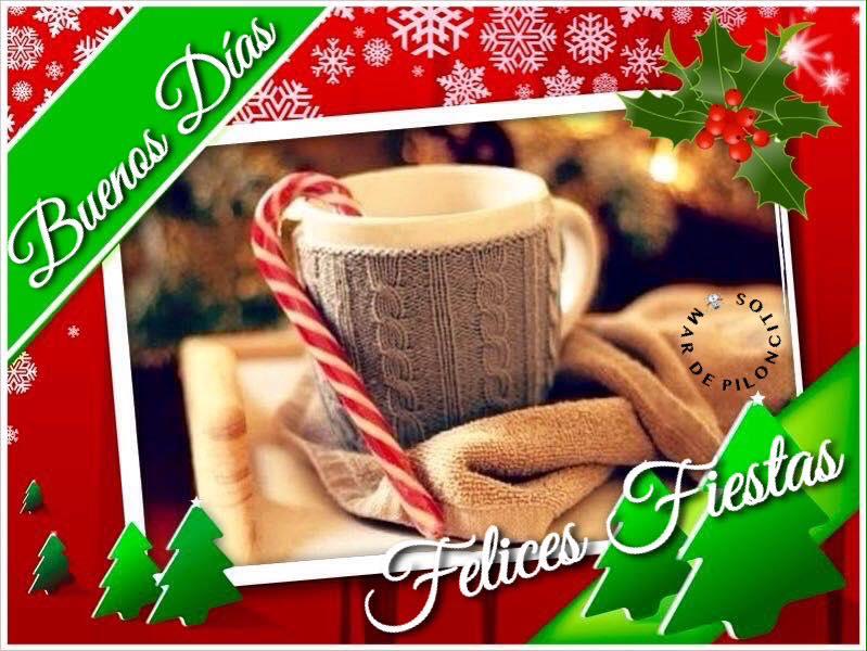 Buenos Días, Felices Fiestas