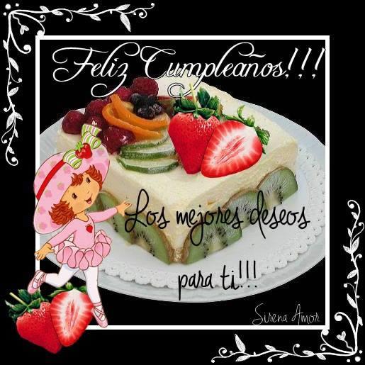 Feliz Cumpleaños!!! Los mejores deseos para ti!!!
