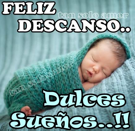 Feliz Descanso... Dulces Sueños!!