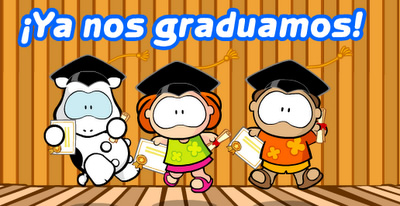 Ya nos graduamos!