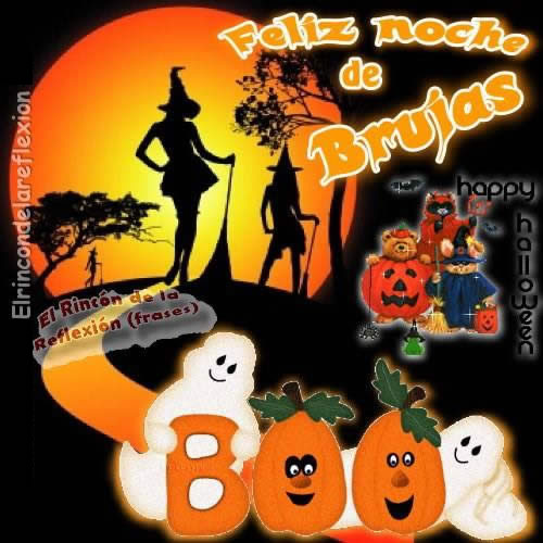 Feliz Noche de Brujas