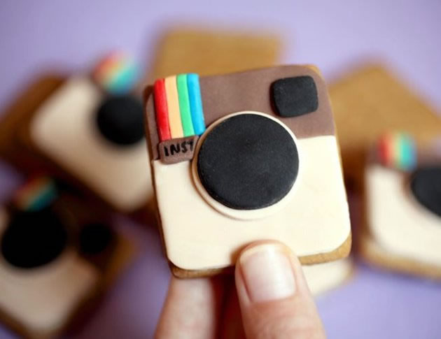 Galletas de instagram