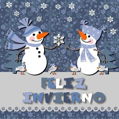 Feliz Invierno