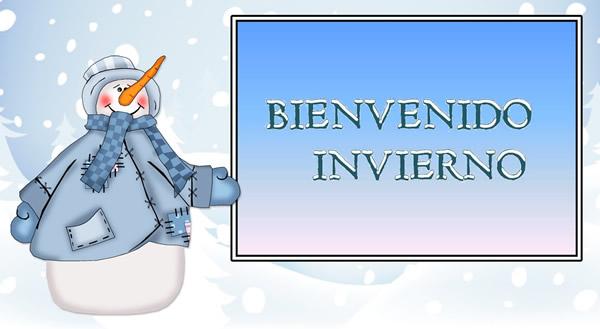 Image result for Bienvenido invierno