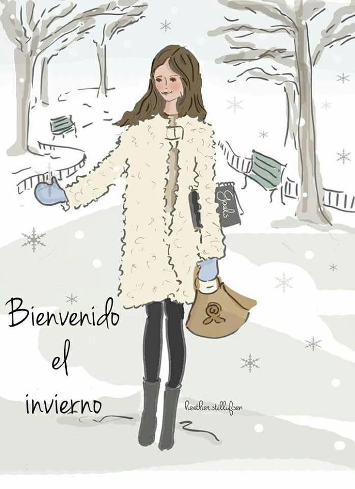 Bienvenido el invierno