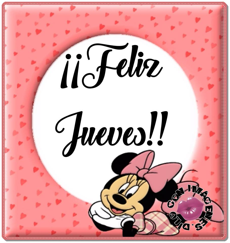 ¡¡Feliz Jueves!!