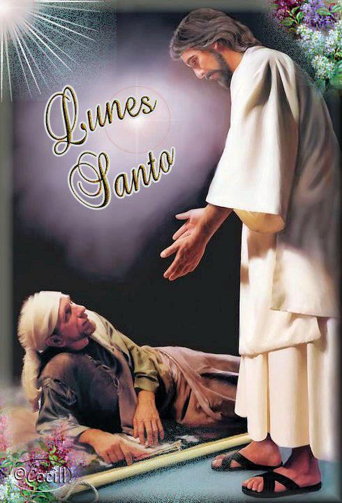 Lunes Santo Imágenes Fotos Y Gifs Para Compartir Imágenes