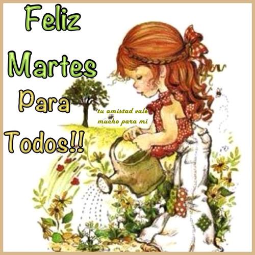 Feliz Martes Para Todos!!