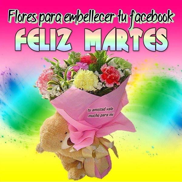 Flores para embellecer tu facebook...