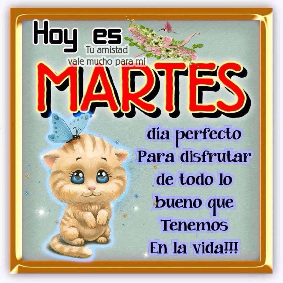 Hoy es Martes