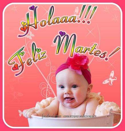 Holaaa!!! Feliz Martes!