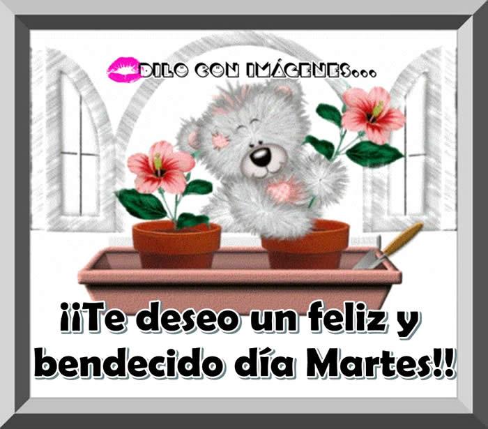 ¡¡Te deseo un feliz y bendecido día...