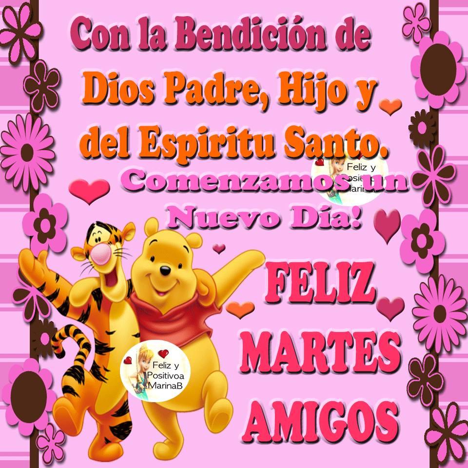 Feliz Martes Amigos imagen #8824 - Imágenes Cool