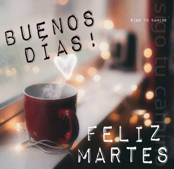 Buenos Días! Feliz...