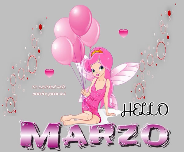 Hello Marzo