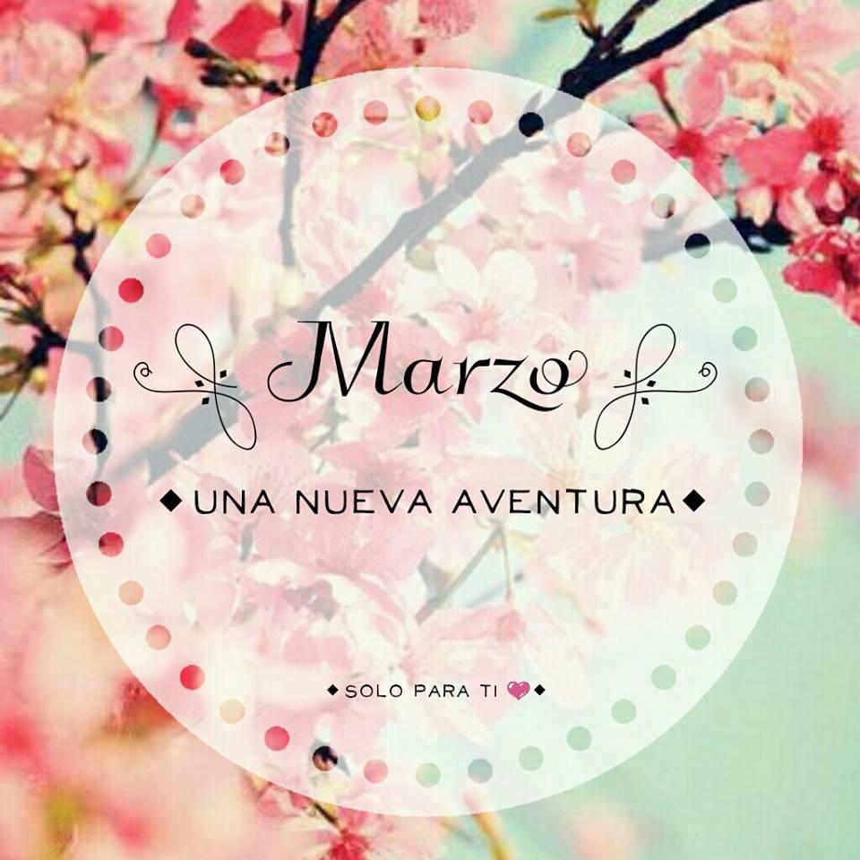 Marzo. Una nueva aventura