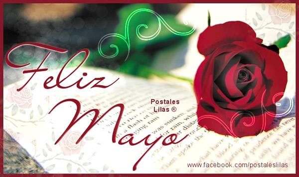 Feliz Mayo