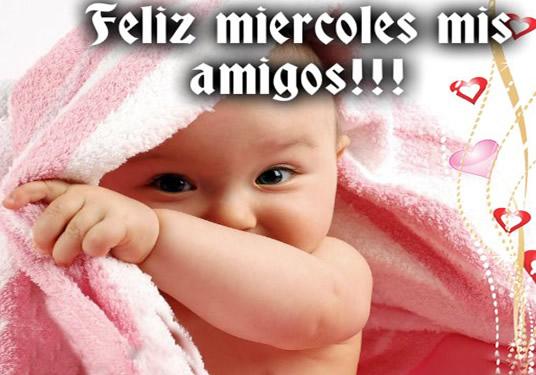 Feliz miércoles mis amigos!!!
