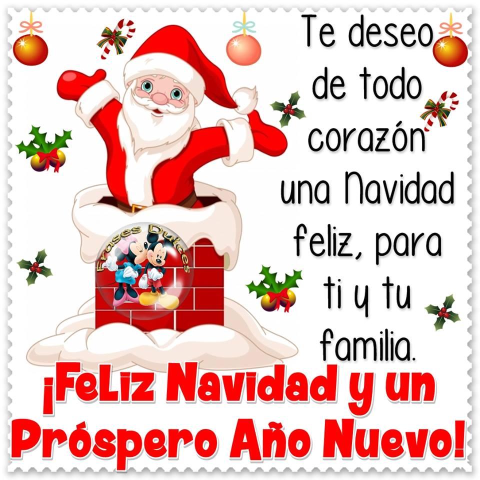 ¡Feliz Navidad y un Próspero Año Nuevo!