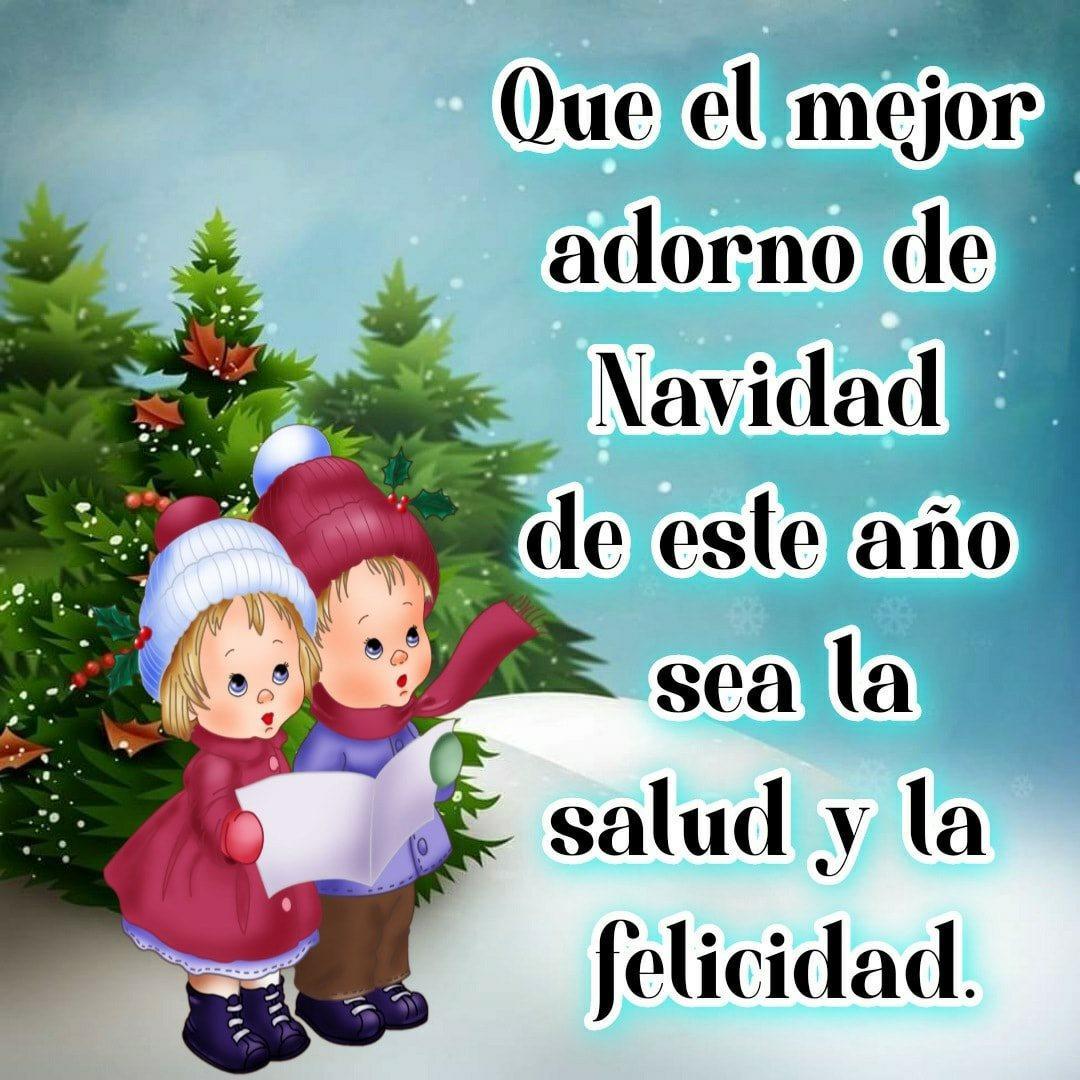 Que el mejor adorno de Navidad...