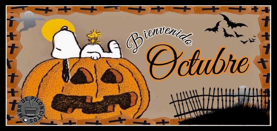 Bienvenido Octubro