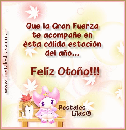 Feliz Otoño!!!